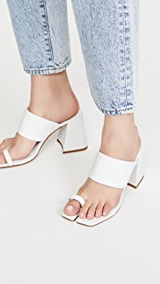Maison Margiela Chunky High Heeled Sandals