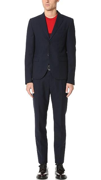 Marni Slim Fit Suit