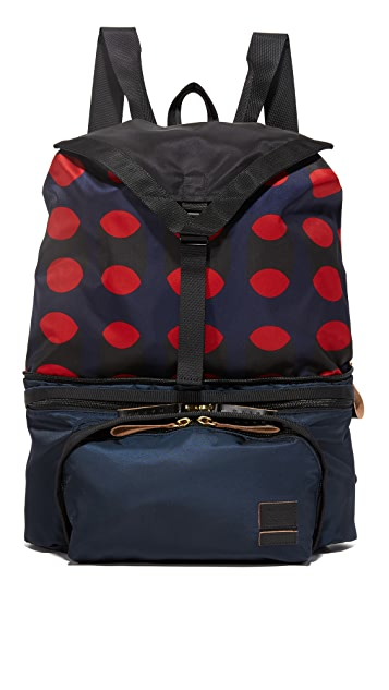Marni Marni x Porter Convertible Backpack