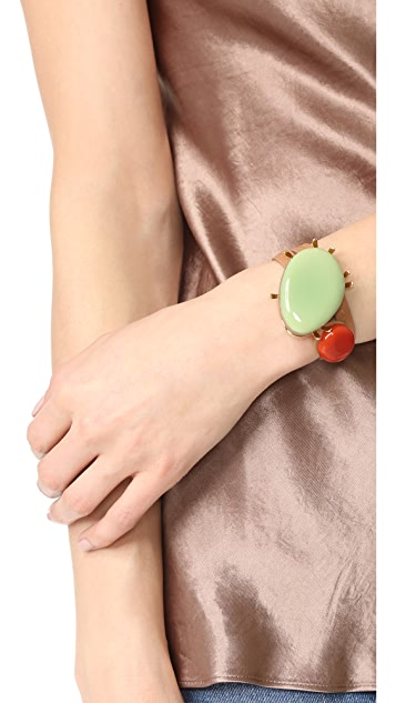 Marni Bracelet with Resin