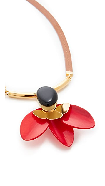 Marni Necklace with Horn