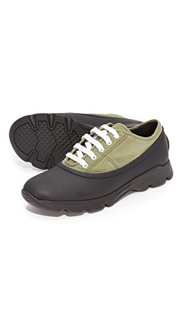 Marni Colorblock Sneakers
