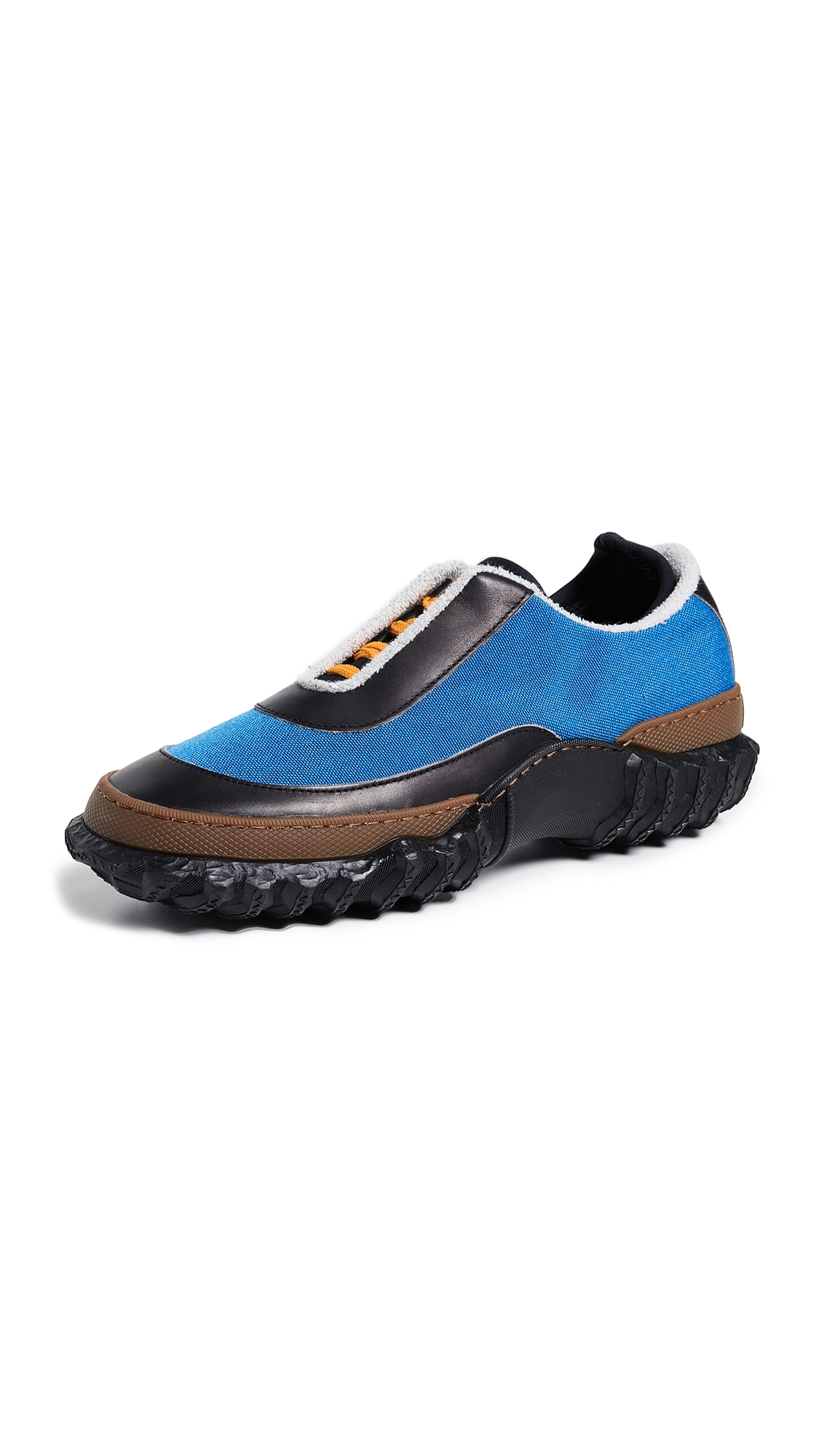 MARNI EXAGGERATED SOLE SNEAKERS