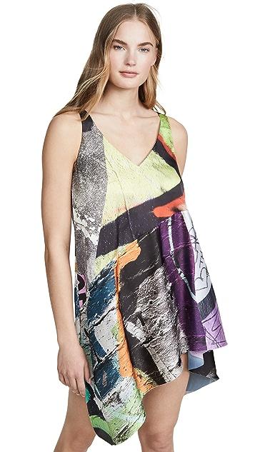 Marques Almeida Asymmetric Dress