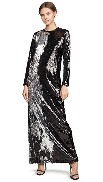 Marques Almeida Long Sleeve Dress