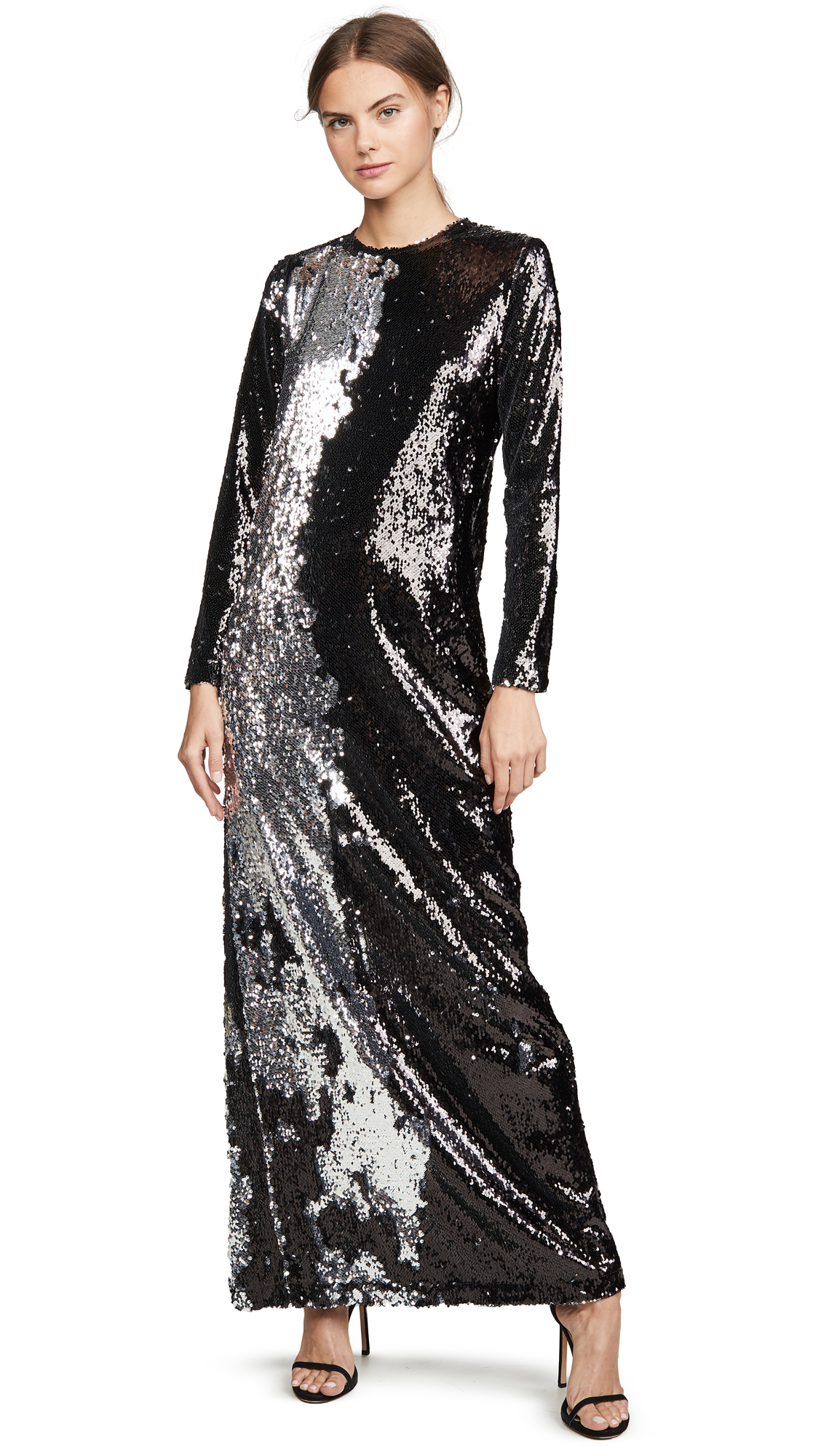 Buy Marques Almeida online - photo of Marques Almeida Long Sleeve Dress