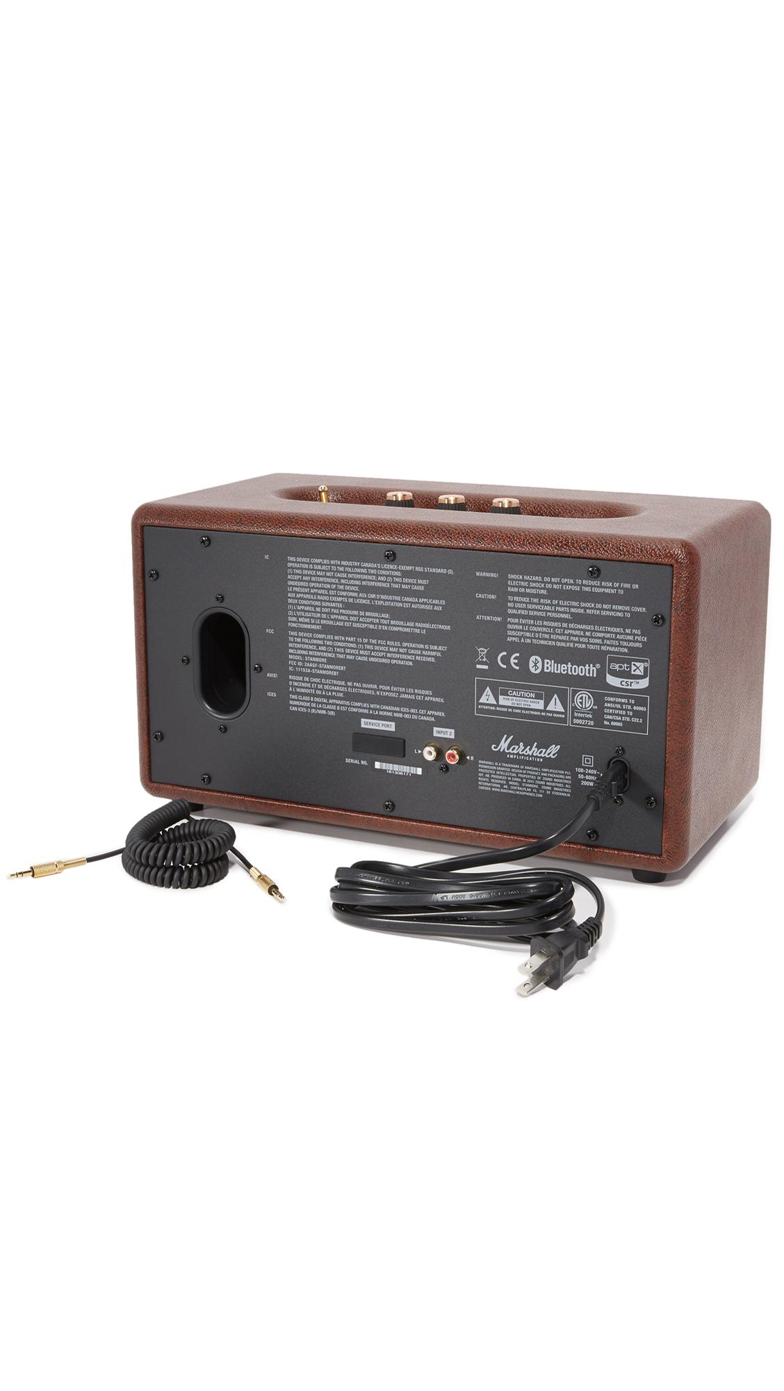 Stanmore Speaker