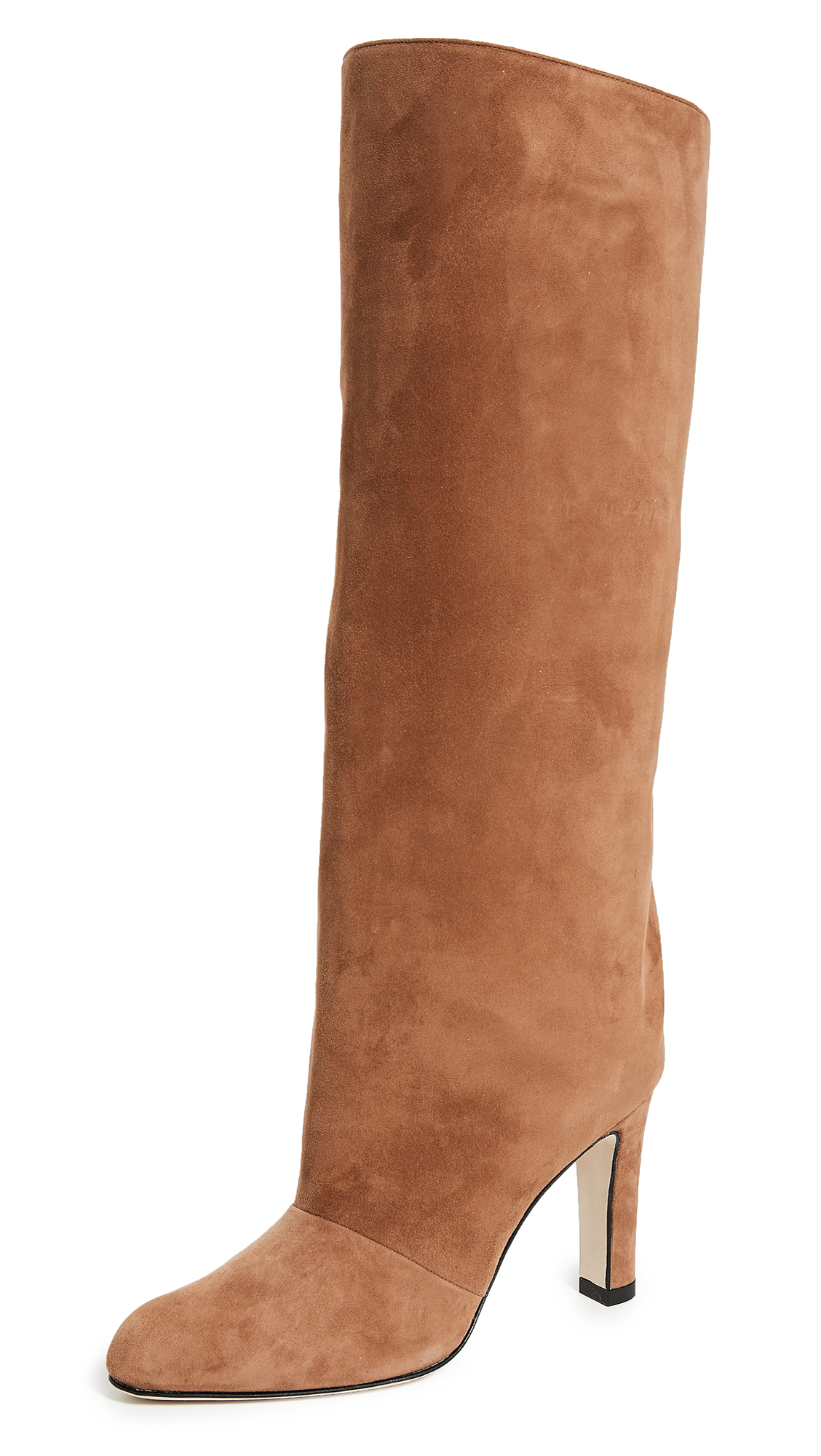 MARSKINRYYPPY Margar Tall Boots - Maple