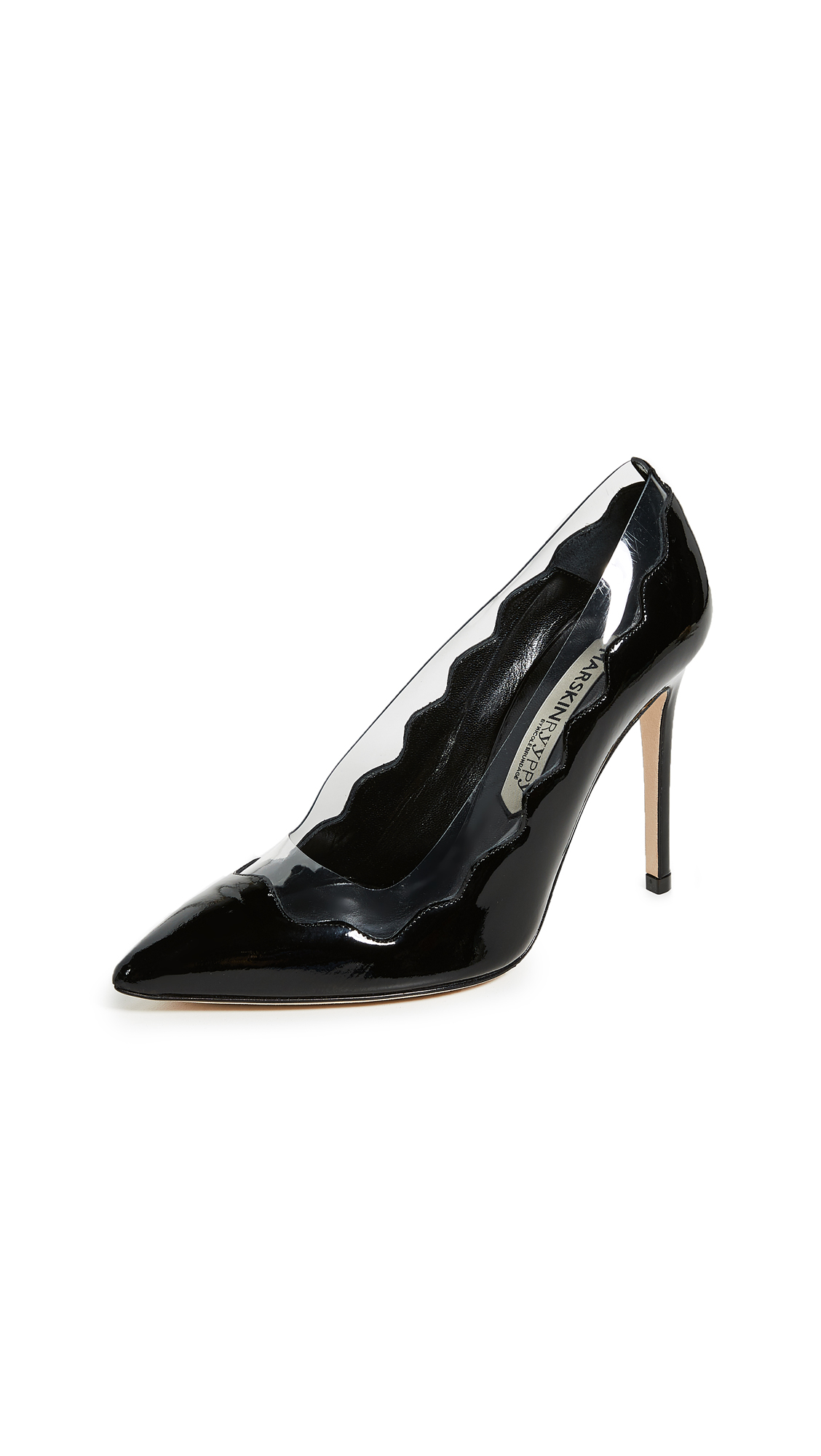 MARSKINRYYPPY Yva Pumps - Black