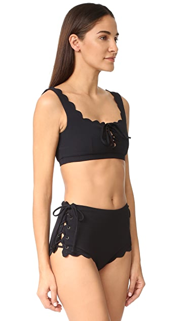 Marysia Swim Palm Springs Tie Top