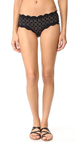 Marysia Swim Spring Laser Cut Bottoms