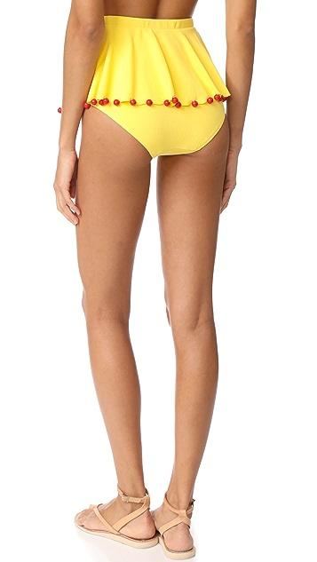 Marysia Swim Skirted Bikini Bottoms