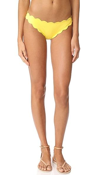 Marysia Swim Antibes Bikini Bottoms - Yellow