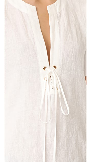 Marysia Swim Nantucket Cover Up Dress
