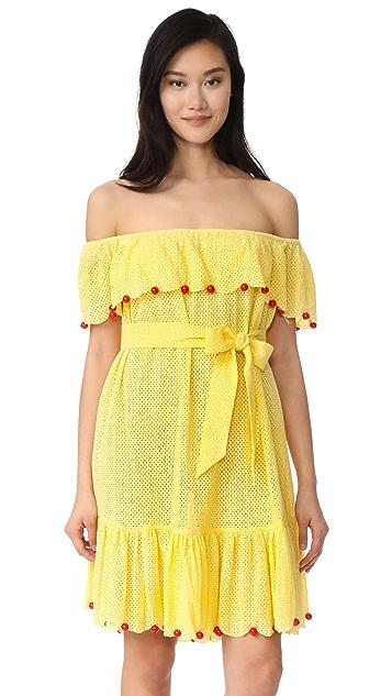 Marysia Swim Off the Shoulder Dress