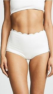 Marysia Palm Springs 高腰比基尼泳裤