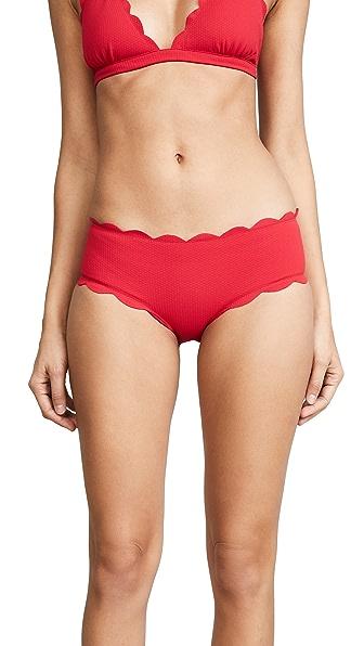 Marysia Swim Spring Bottoms In Red