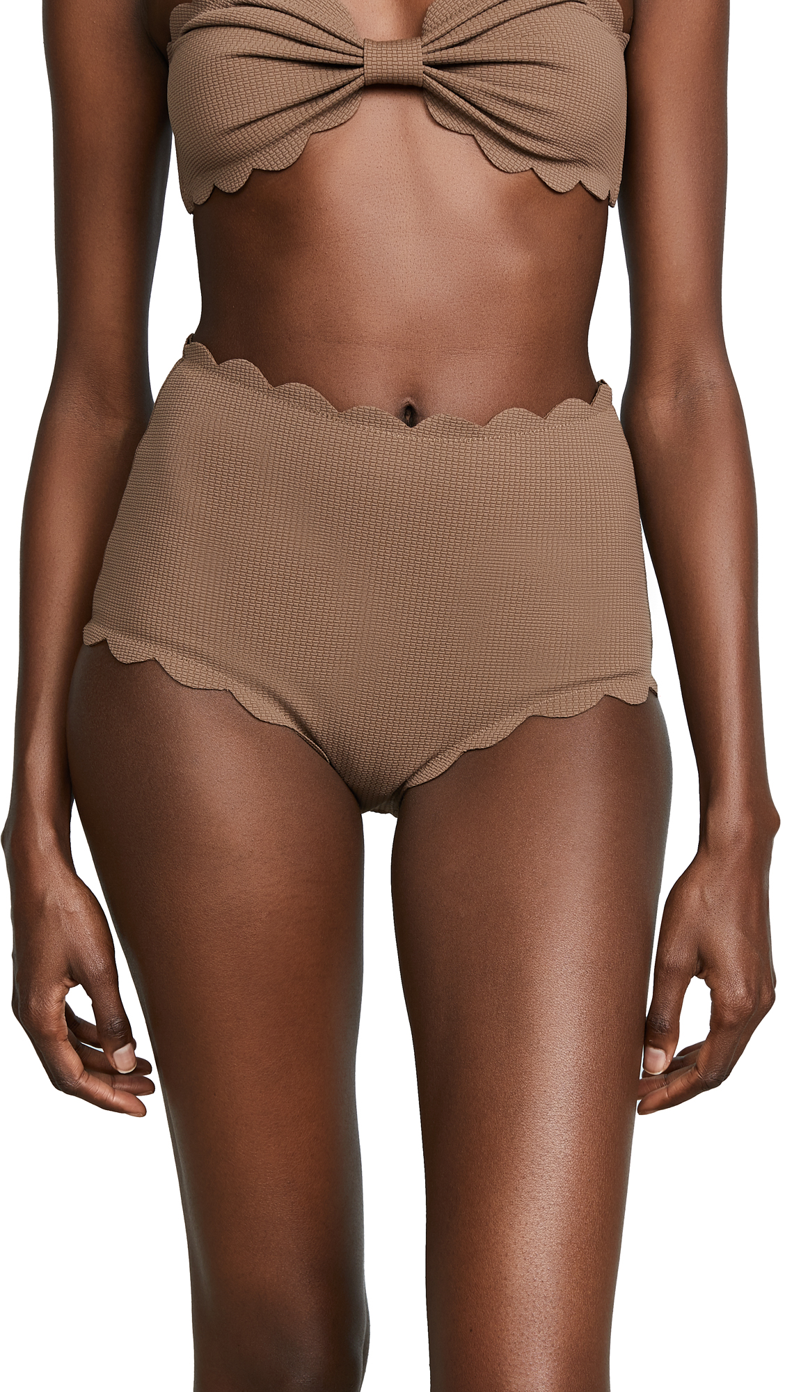 Marysia Santa Monica Bottoms In Toffee