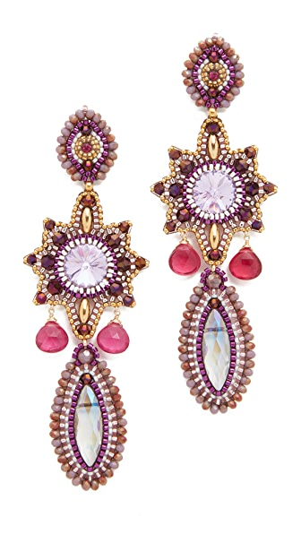 Miguel Ases Lindsey Earrings