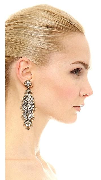 Miguel Ases Adele Earrings