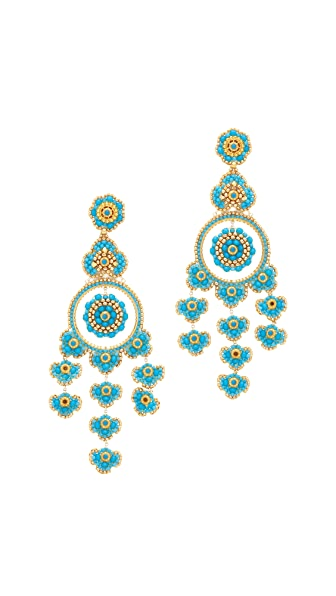 Miguel Ases Jasmine Earrings