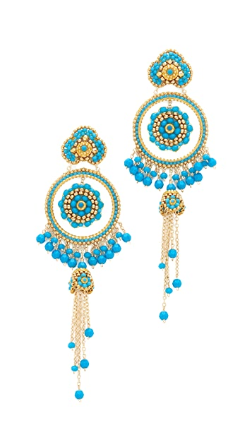Miguel Ases Valerie Earrings