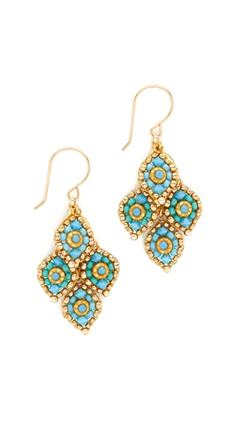 Miguel Ases Faye Earrings