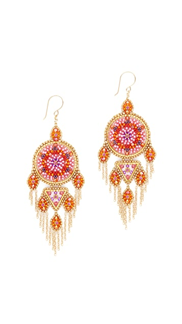 Miguel Ases Paige Earrings