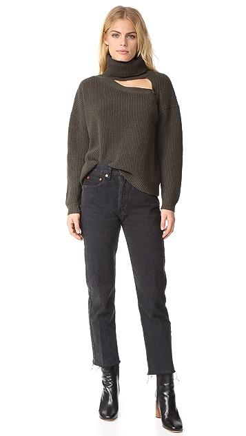 Michelle Mason Turtleneck Sweater