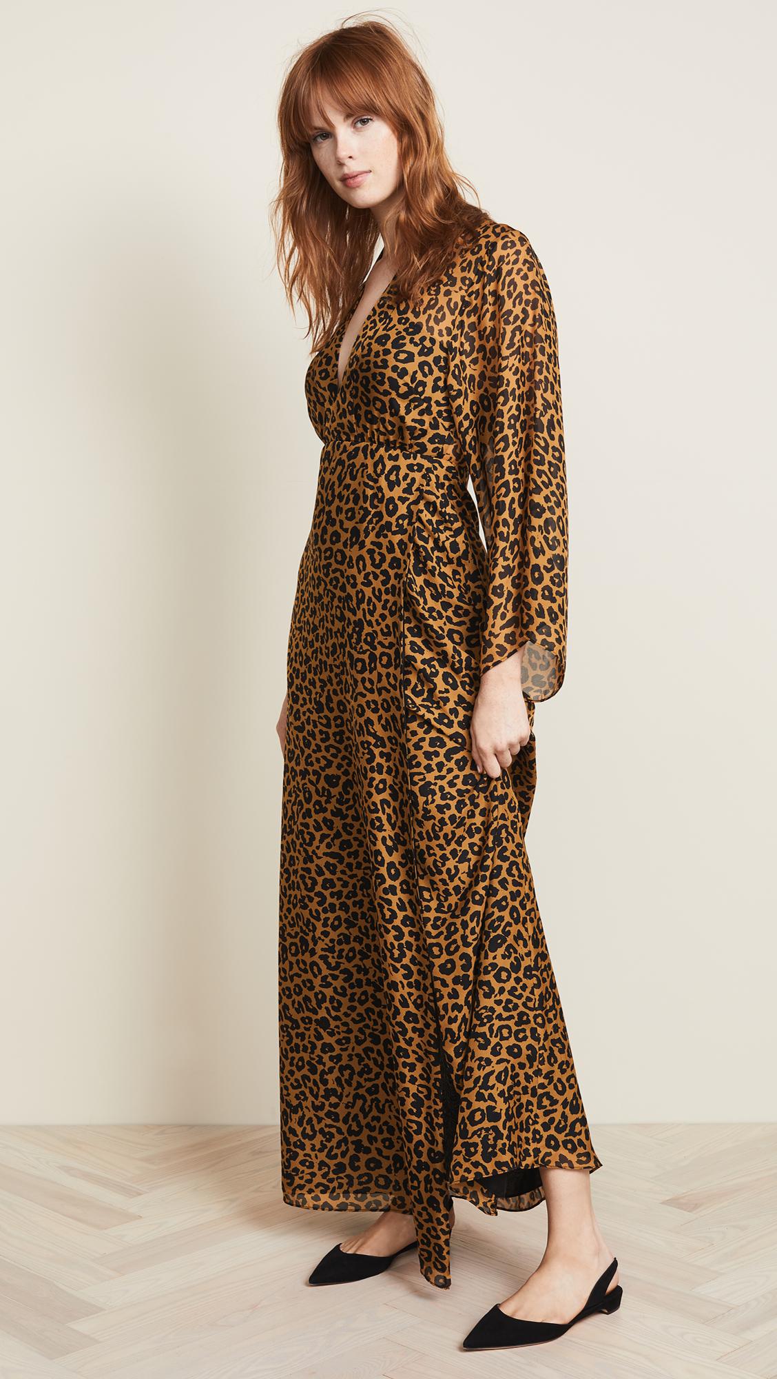 bcc0b2311a1d Michelle Mason Plunge Gown   SHOPBOP