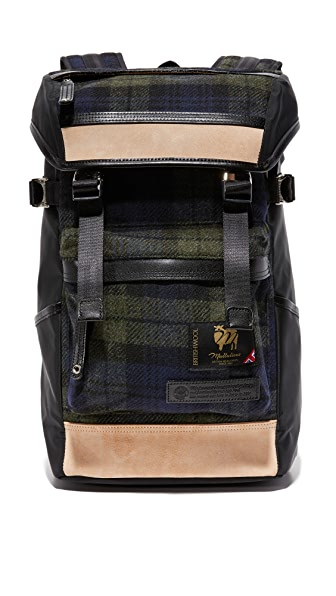 Master-Piece Mallalieus Tweed Backpack