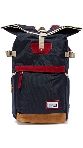 Master-Piece Over V6 Roll Top Backpack