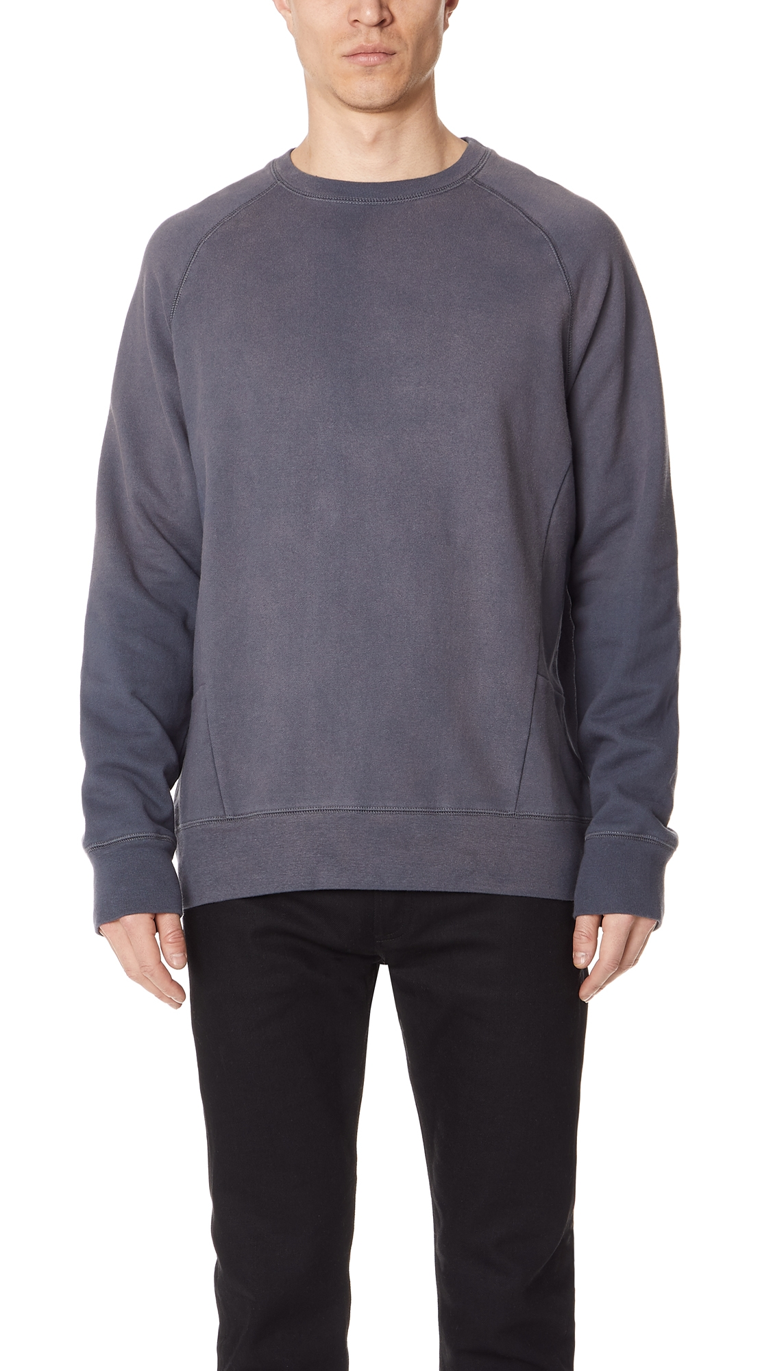 MATIERE GLENDALE - PULLOVER - GREYSTONE