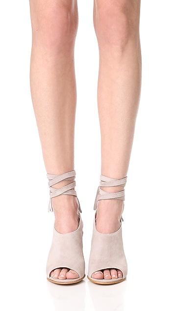 Matiko Heiga Wrap Sandals