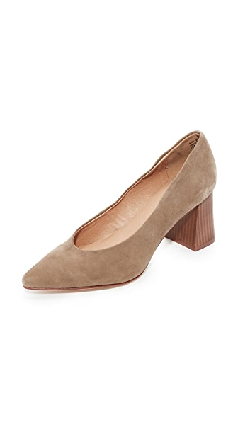 Matiko Oda Pumps - Brown
