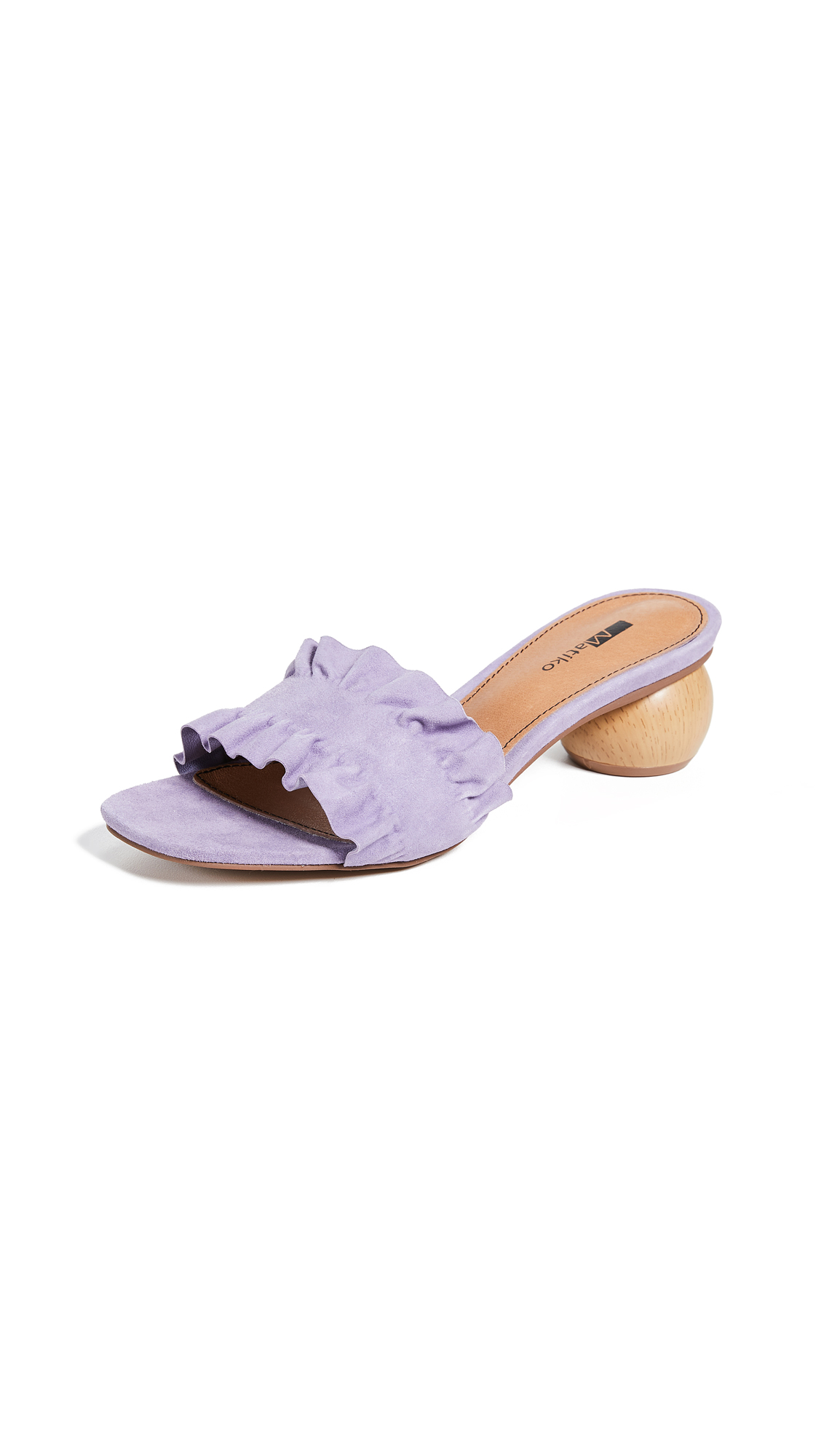 Photo of Matiko Madeline Slides - buy Matiko shoes
