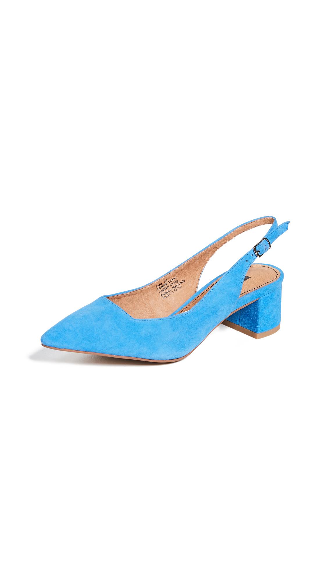 Photo of Matiko Kassie Block Heel Pumps - buy Matiko shoes