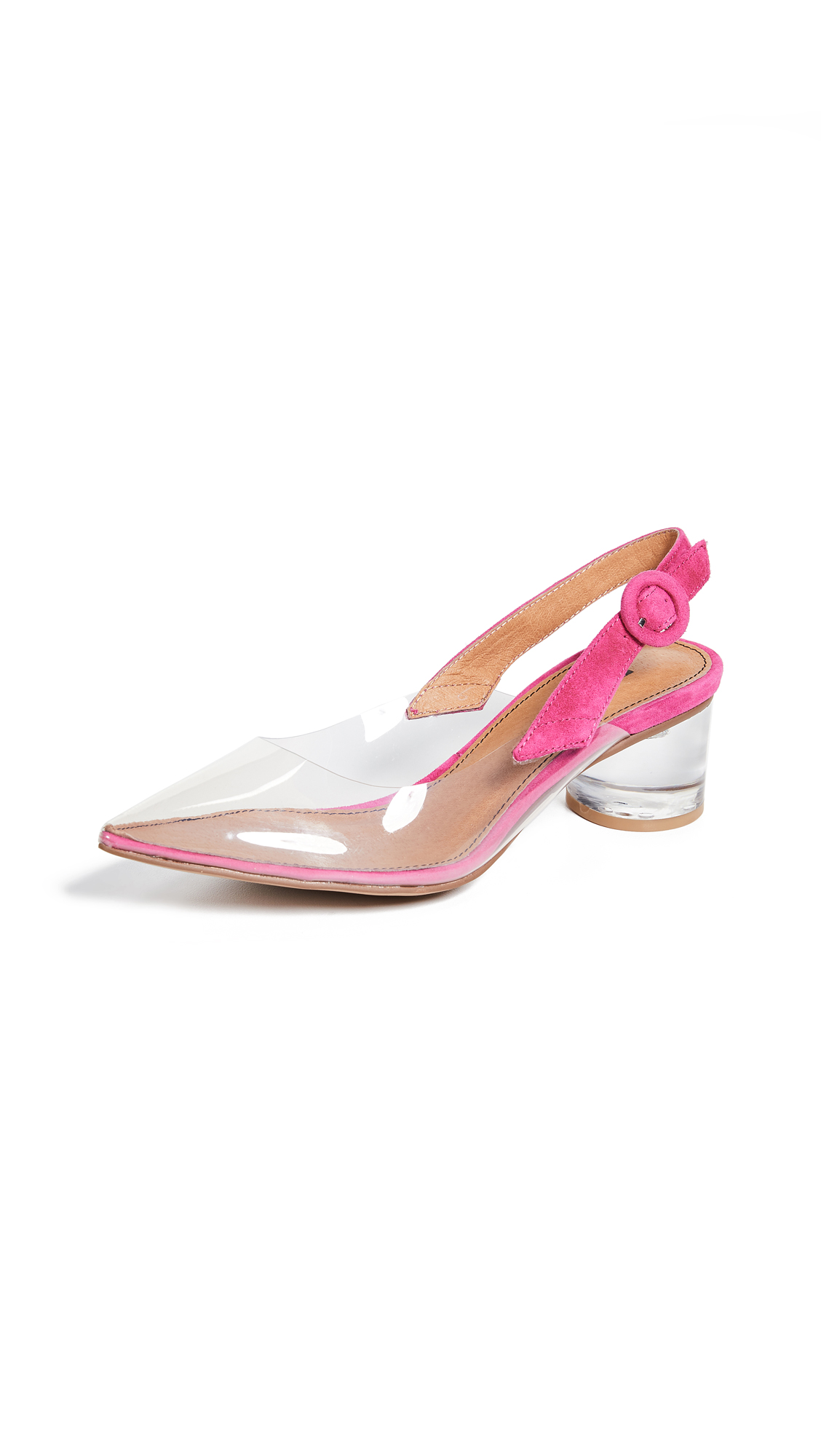 Photo of Matiko Zuma Block Heel Pumps - buy Matiko shoes