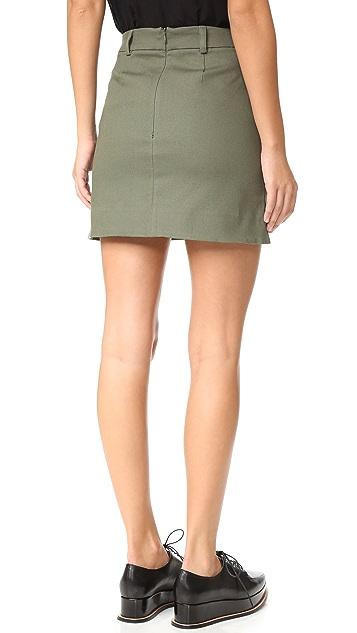 MATIN Pocket Skirt