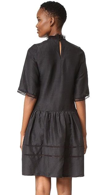 MATIN Marais Short Sleeve Dress