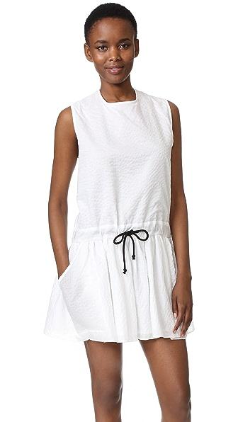 MATIN Vecchio Drawstring Dress