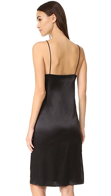 MATIN Square Neck Dress