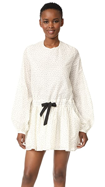 MATIN Full Sleeve Dress - Star