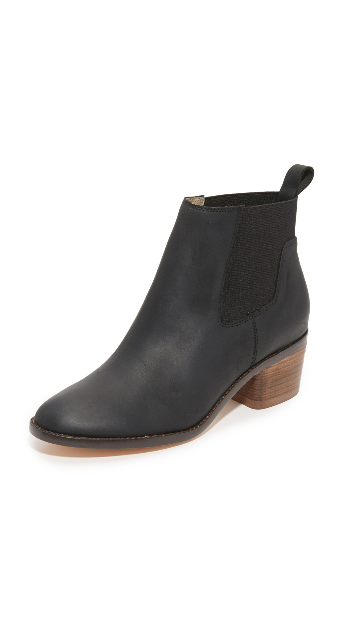 Matt Bernson Baez Booties - Black