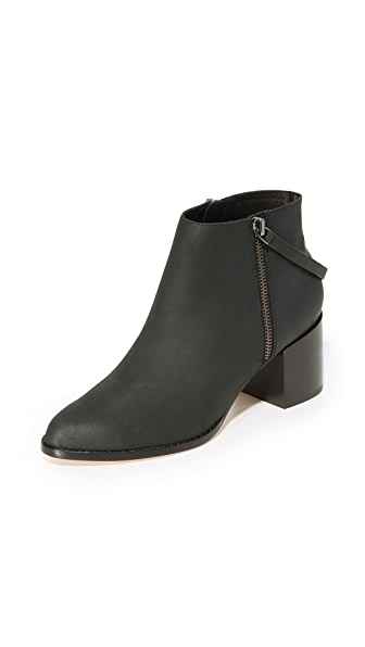 Matt Bernson Caspian Booties - Black