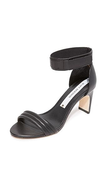 Matt Bernson Meridian II Sandals - Black