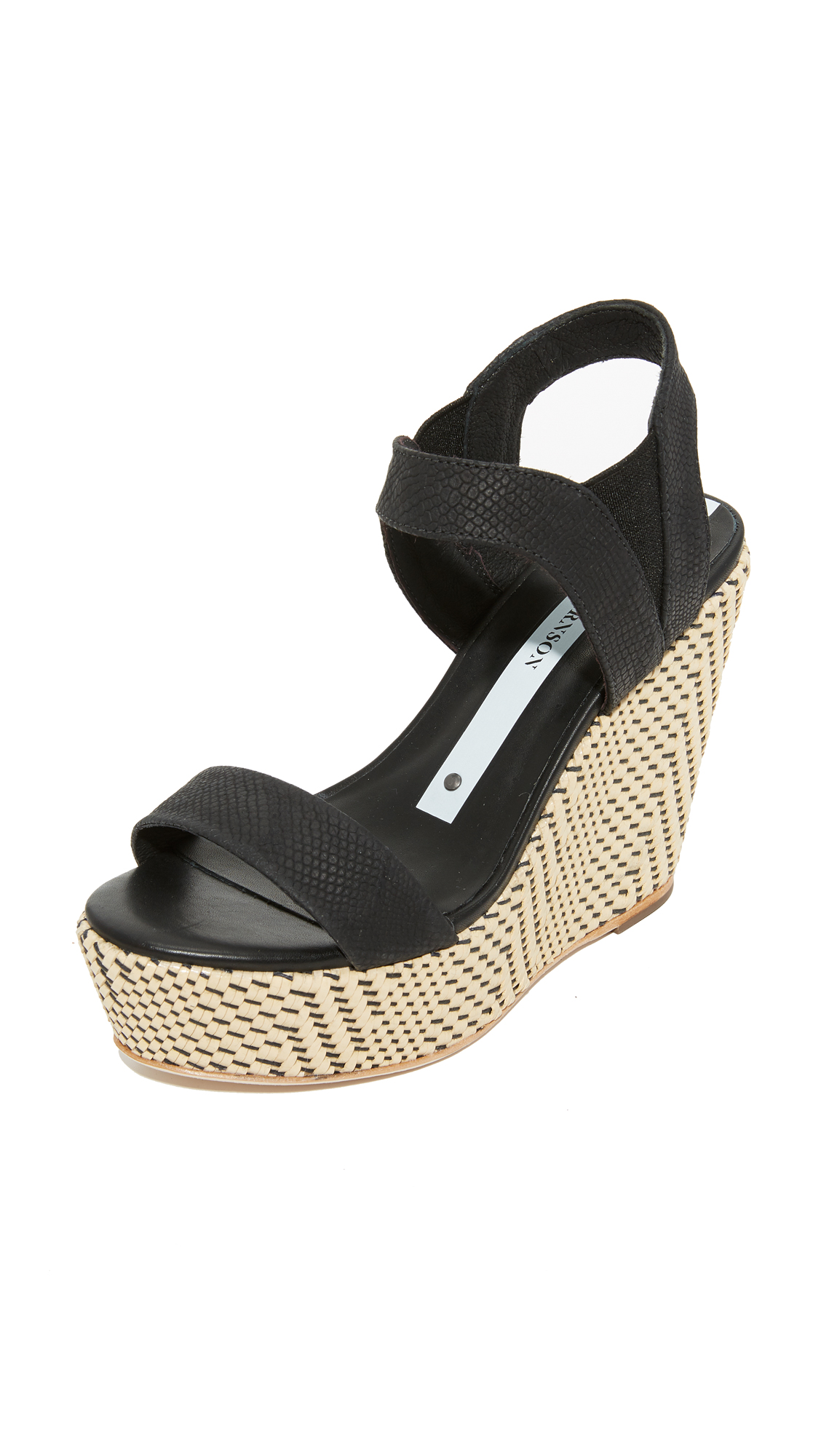 Matt Bernson Defiance Wedges - Black/Black
