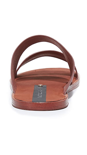 Matt Bernson Havana Slide Sandals