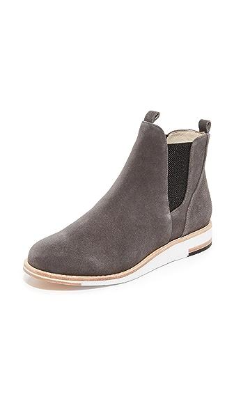 Matt Bernson Infinity Chelsea Sneakers In Slate Hydro