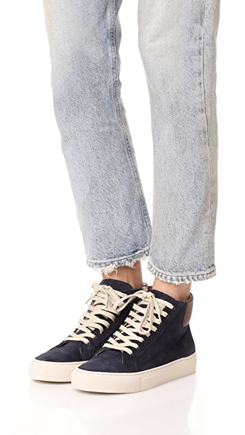Matt Bernson Freethrow High Top Sneakers
